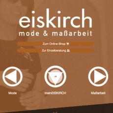 eiskirch – Mode & Maßarbeit