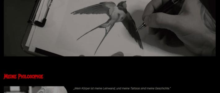 Tomek Art Tattoos